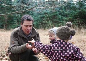 Børn og naturvejleder